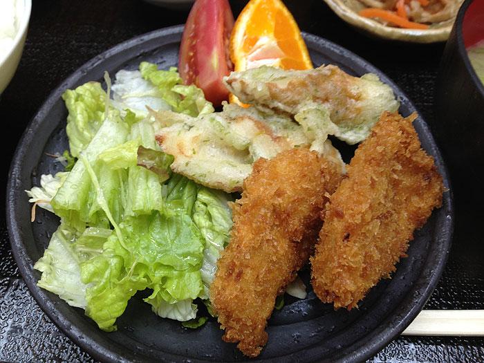 季節料理 藤原 @ 明石魚の棚_e0024756_9385623.jpg