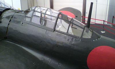 零戦 (海軍零式(れいしき)艦上戦闘機五二型)_d0020180_17104260.jpg