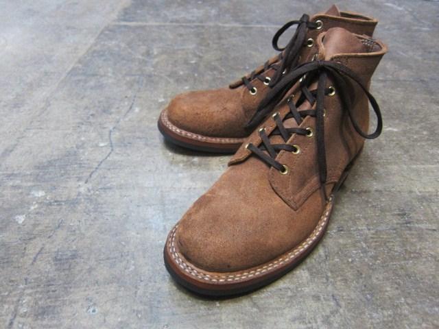 WHITE\'S Boots ・・・ SEMI DRESS (ワイズ・当店別注仕様) 履き易さ◎_d0152280_1023143.jpg
