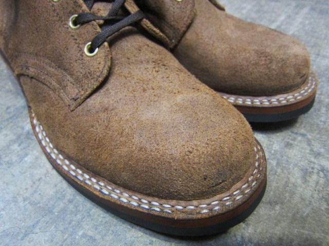 WHITE\'S Boots ・・・ SEMI DRESS (ワイズ・当店別注仕様) 履き易さ◎_d0152280_10233973.jpg