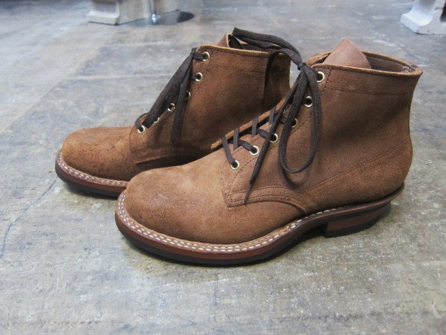 WHITE\'S Boots ・・・ SEMI DRESS (ワイズ・当店別注仕様) 履き易さ◎_d0152280_1024796.jpg