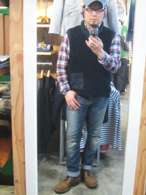 WHITE\'S Boots ・・・ SEMI DRESS (ワイズ・当店別注仕様) 履き易さ◎_d0152280_10253824.jpg