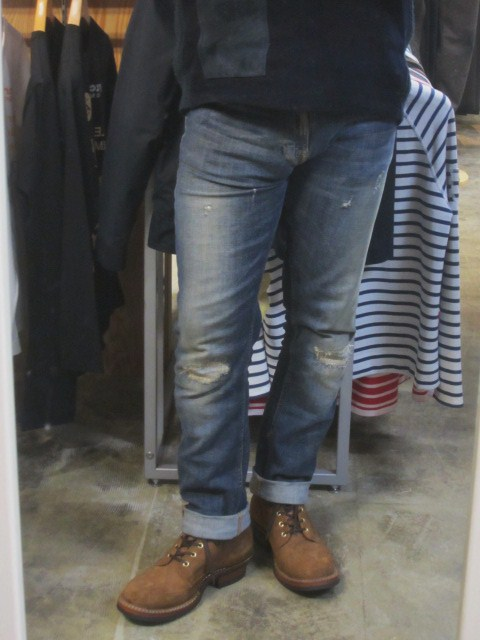 WHITE\'S Boots ・・・ SEMI DRESS (ワイズ・当店別注仕様) 履き易さ◎_d0152280_10254715.jpg