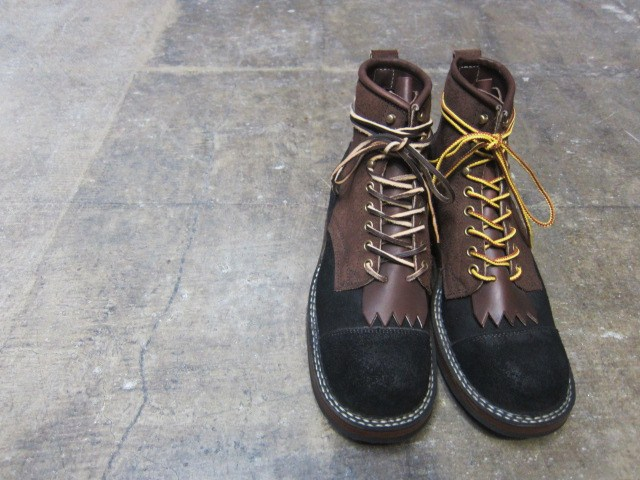 WHITE\'S Boots ・・・ SEMI DRESS (ワイズ・当店別注仕様) 履き易さ◎_d0152280_10271391.jpg