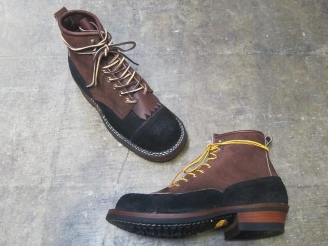 WHITE\'S Boots ・・・ SEMI DRESS (ワイズ・当店別注仕様) 履き易さ◎_d0152280_10272436.jpg