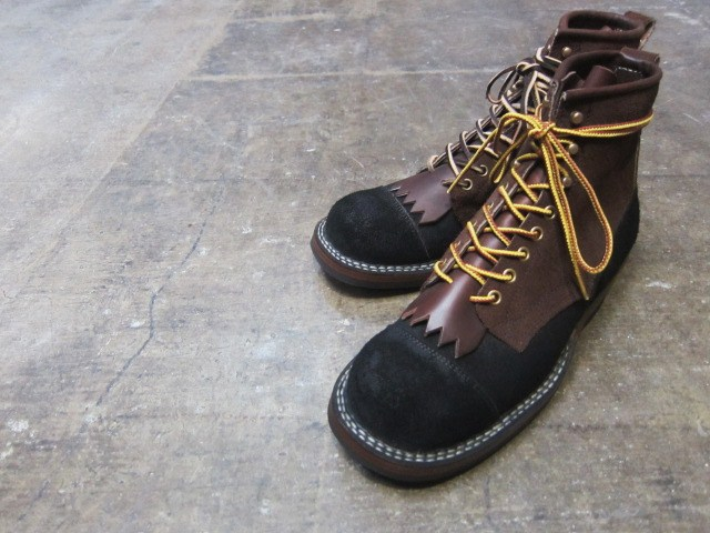 WHITE\'S Boots ・・・ SEMI DRESS (ワイズ・当店別注仕様) 履き易さ◎_d0152280_1027337.jpg