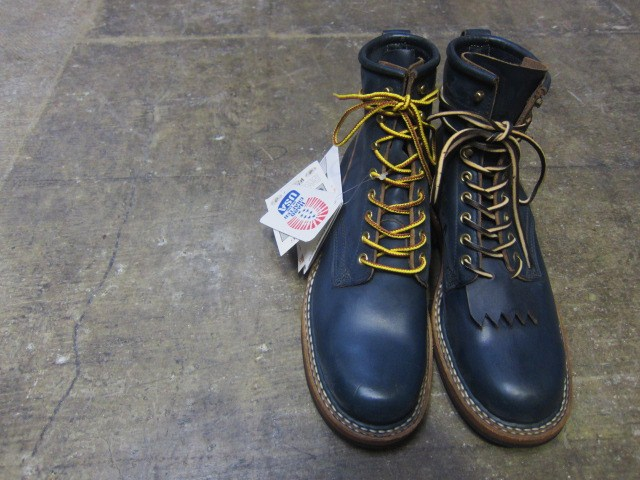 WHITE\'S Boots ・・・ SEMI DRESS (ワイズ・当店別注仕様) 履き易さ◎_d0152280_10275759.jpg