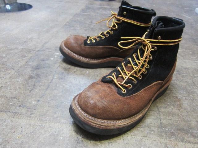 WHITE\'S Boots ・・・ SEMI DRESS (ワイズ・当店別注仕様) 履き易さ◎_d0152280_10283685.jpg