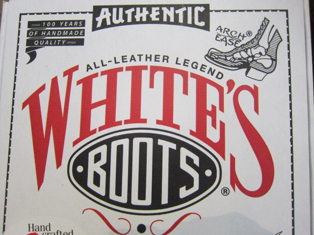 WHITE\'S Boots ・・・ SEMI DRESS (ワイズ・当店別注仕様) 履き易さ◎_d0152280_10291741.jpg