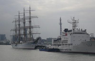 """南極観測船""""宗谷""""_c0180341_21302760.jpg"""