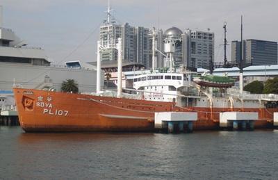 """南極観測船""""宗谷""""_c0180341_21303130.jpg"""