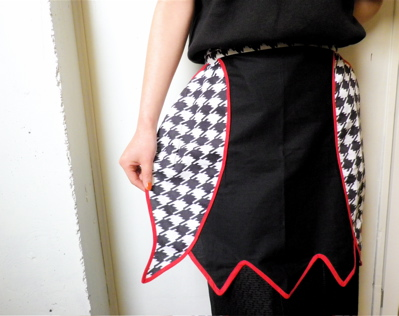 // Apron of such a day //_e0148852_18144813.jpg