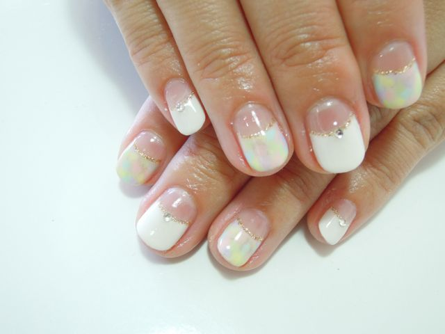 Pickup Nail~Colorful_a0239065_17133750.jpg
