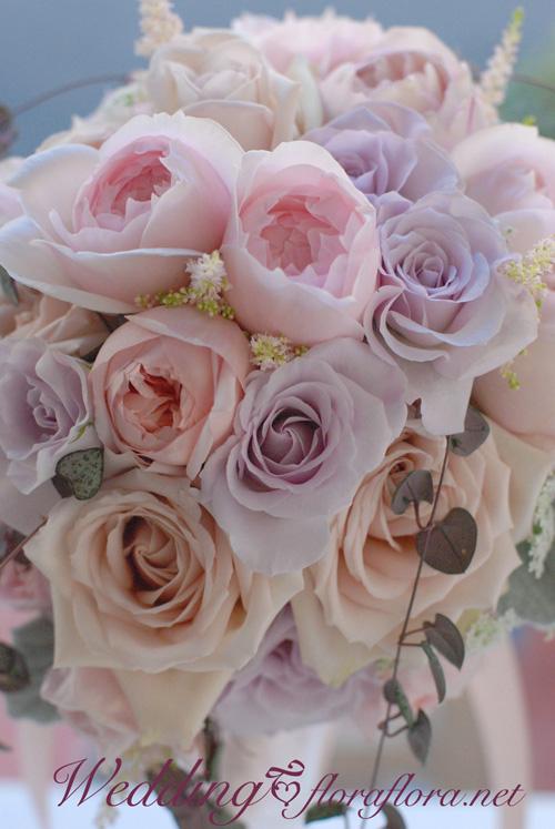 ニュアンスカラーのバラ達とハートカズラのセミキャスケードブーケ to FISH BANK TOKYO様_a0115684_23573781.jpg