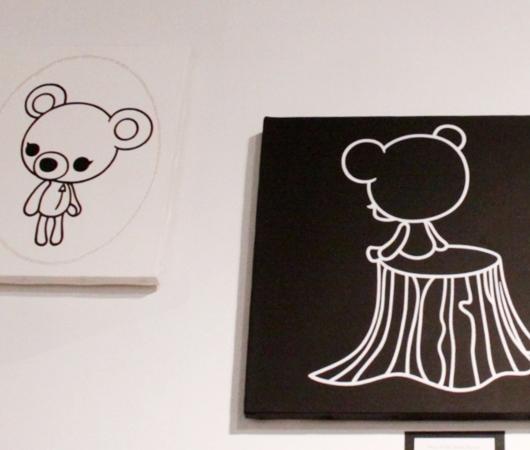 NY唯一の日本のコンテンポラリー・アート・フェア、New City Art Fair_b0007805_21159100.jpg