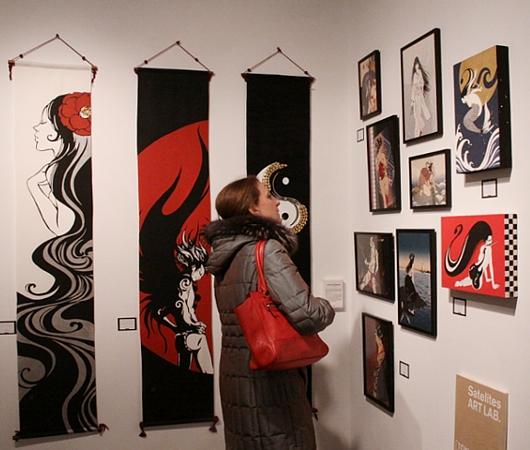 NY唯一の日本のコンテンポラリー・アート・フェア、New City Art Fair_b0007805_28065.jpg