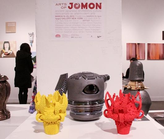 NY唯一の日本のコンテンポラリー・アート・フェア、New City Art Fair_b0007805_28115.jpg