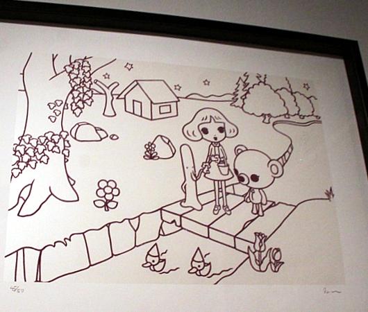 NY唯一の日本のコンテンポラリー・アート・フェア、New City Art Fair_b0007805_282161.jpg