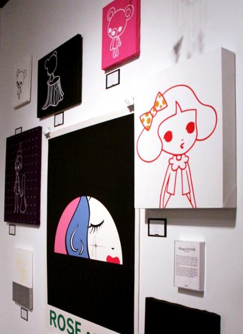 NY唯一の日本のコンテンポラリー・アート・フェア、New City Art Fair_b0007805_284674.jpg