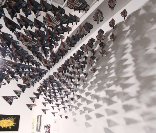 NY唯一の日本のコンテンポラリー・アート・フェア、New City Art Fair_b0007805_29244.jpg