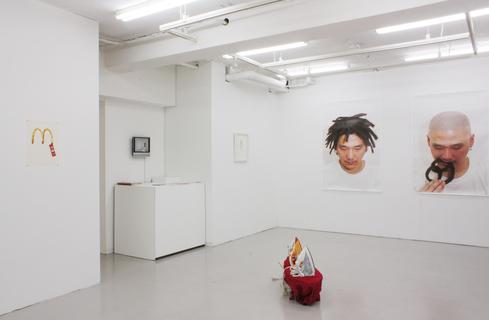キム・チシン 『ordinary art』_b0170514_13462468.jpg