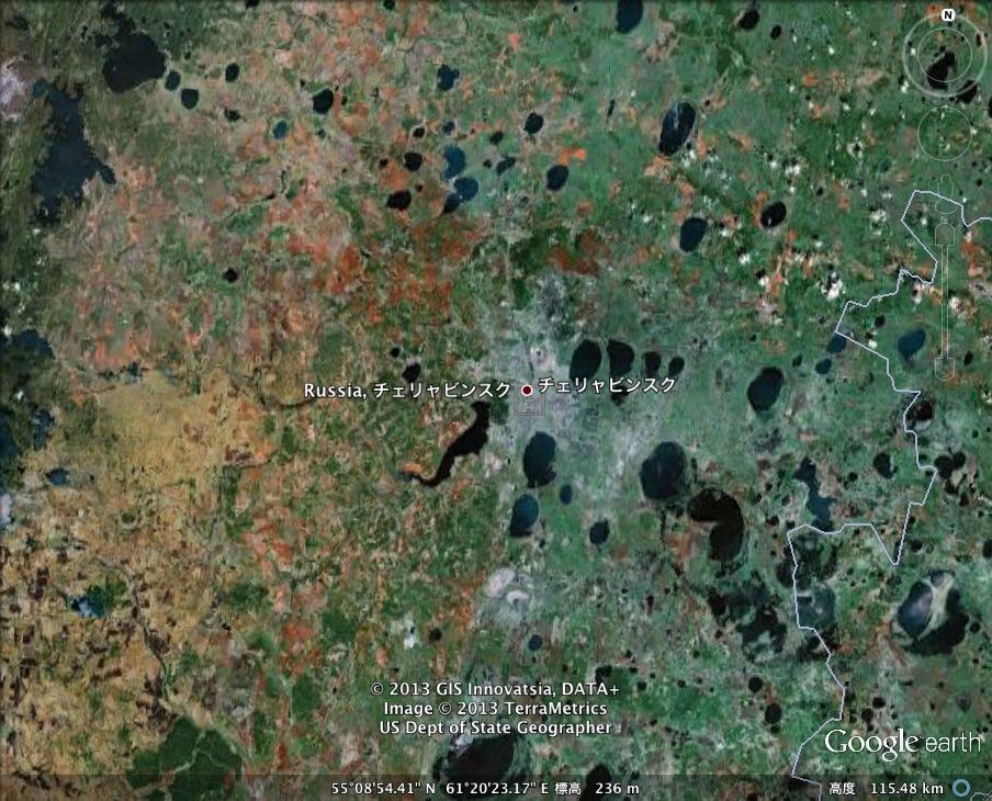 ロシアの隕石爆発の街チェリャビンスクは、「放射能汚染で有名な街」でもあった!?_e0171614_22465522.jpg