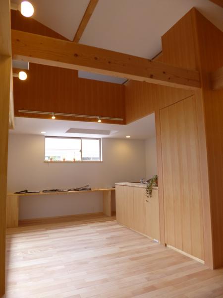 市川市Kさんの家見学会一日目終了。_c0004024_6345133.jpg