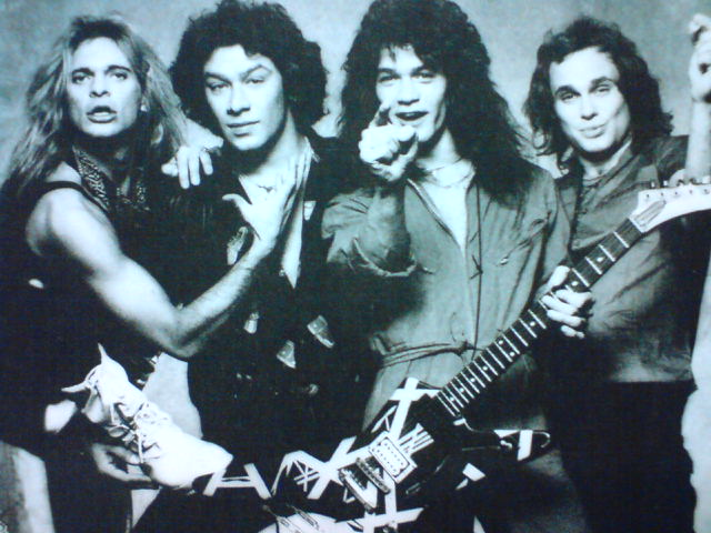 本日到着CD  〜 The Studio Albums 1978-1984 / Van Halen_c0104445_20593613.jpg