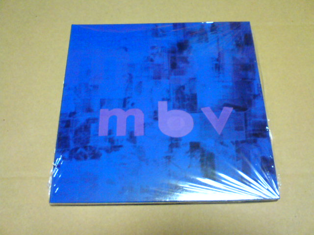 へどつぶ更新!&本日到着CD  〜 mbv / My Bloody Valentine_c0104445_2134581.jpg