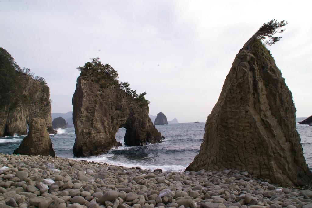 西伊豆の岩礁_f0043750_734791.jpg