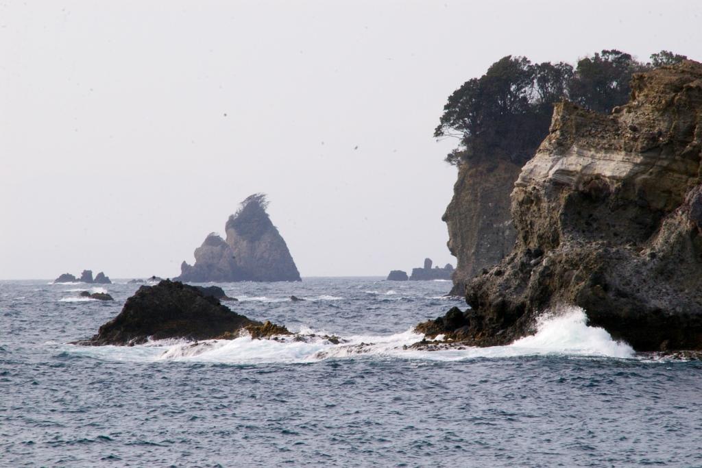西伊豆の岩礁_f0043750_764093.jpg