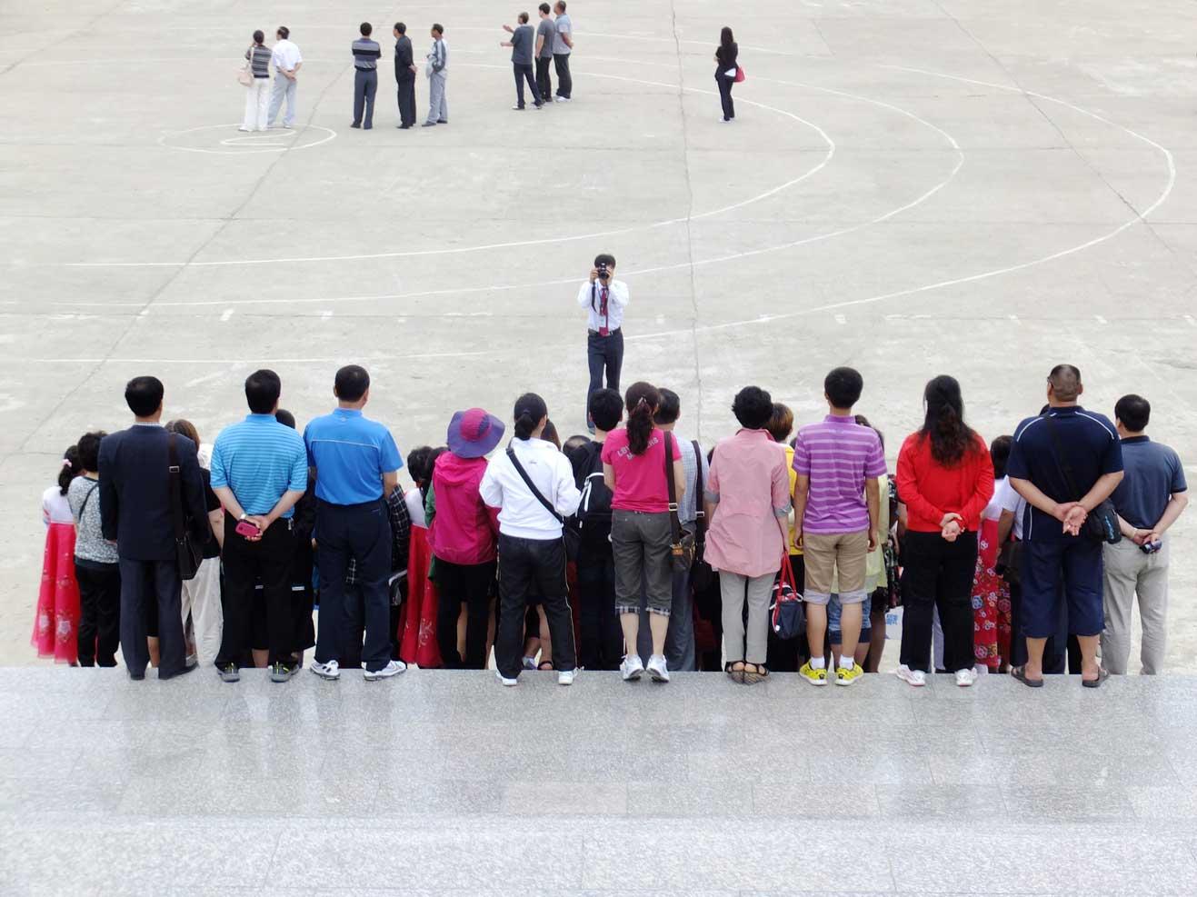 羅先(北朝鮮)で見かけた中国人観光客たち_b0235153_23463367.jpg