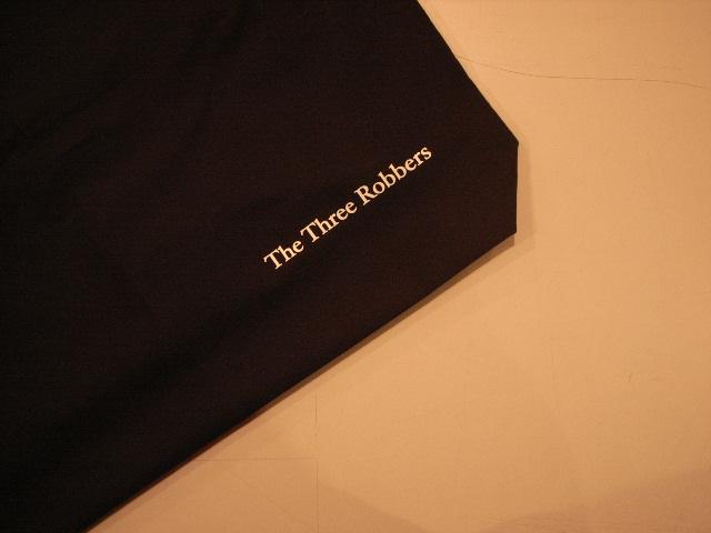 "\""TheThreeRobbers Drawstring Bag\""ってこんなこと。_c0140560_11485450.jpg"