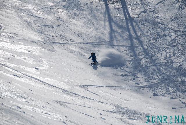 スキーの先生をガイドするのは緊張しました_d0110562_22104216.jpg
