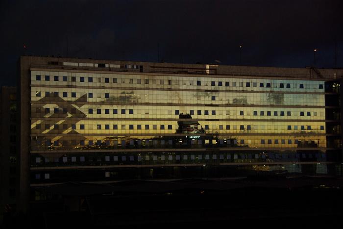 ブラジル サルバドール-6 出港  Salvador, Brazil-5 Good-bye, Bahia!_e0140365_2258535.jpg