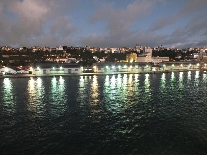 ブラジル サルバドール-6 出港  Salvador, Brazil-5 Good-bye, Bahia!_e0140365_23142452.jpg