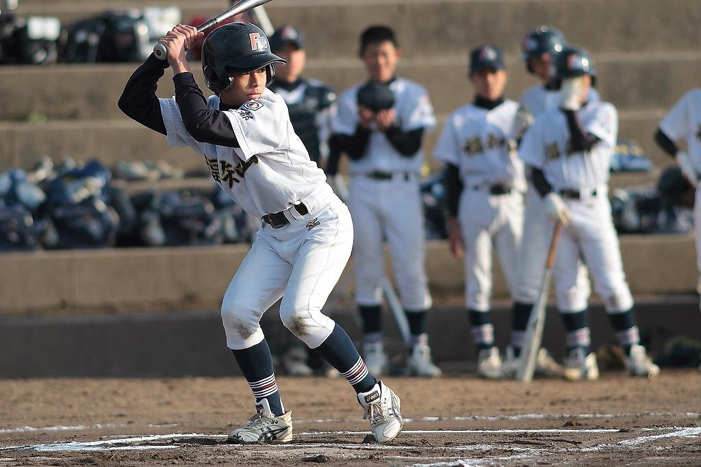 練習試合 VS神戸甲南ボーイズ16_a0170082_20452318.jpg
