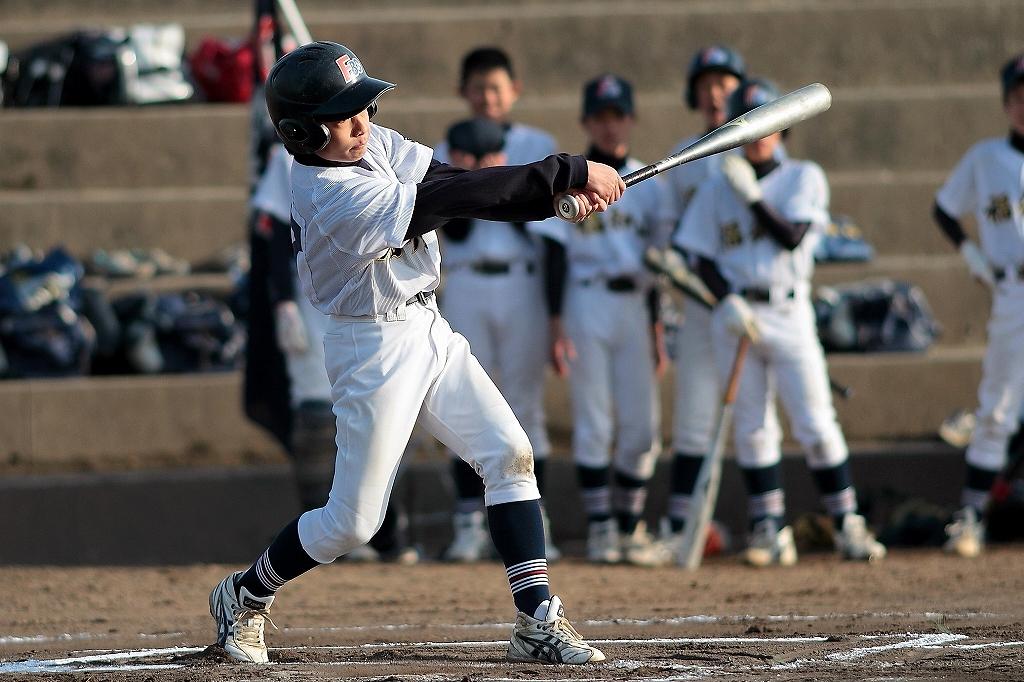練習試合 VS神戸甲南ボーイズ16_a0170082_20453663.jpg