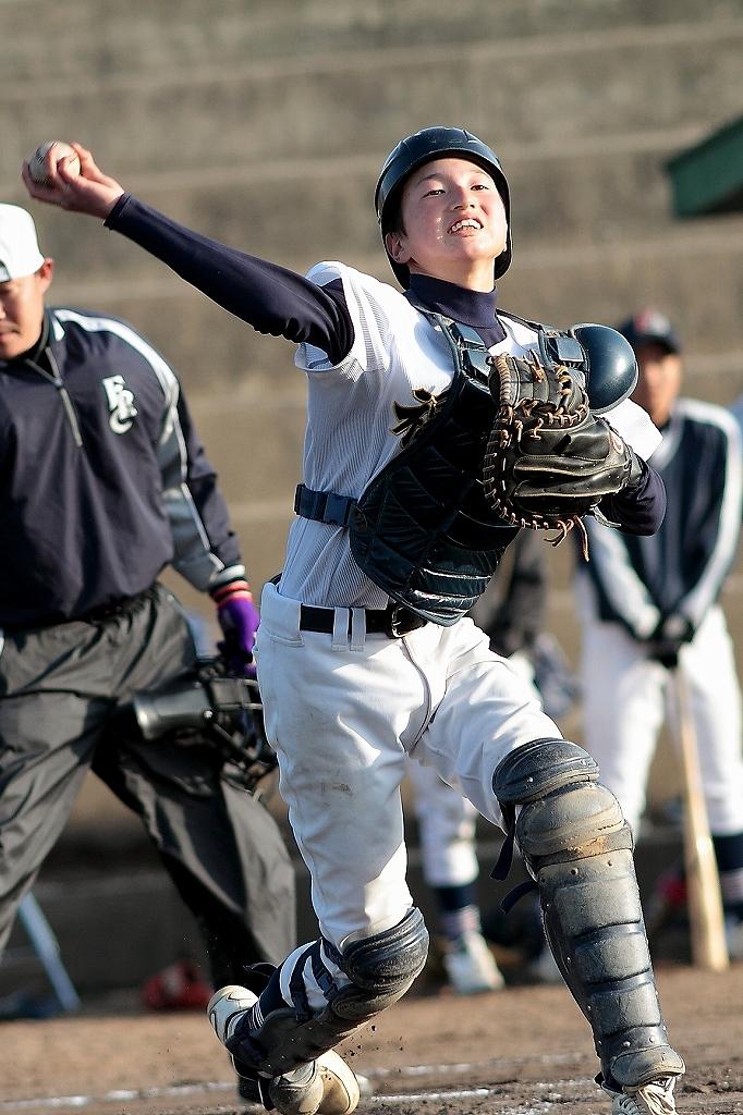 練習試合 VS神戸甲南ボーイズ16_a0170082_20464269.jpg