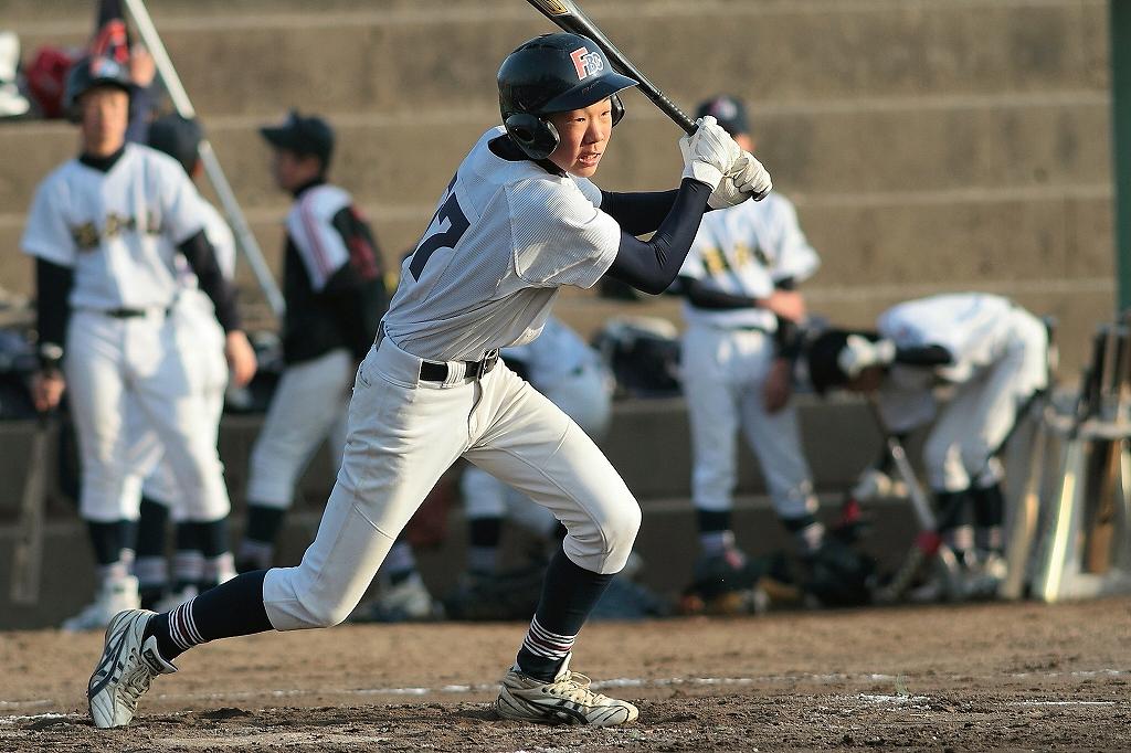 練習試合 VS神戸甲南ボーイズ16_a0170082_20474724.jpg