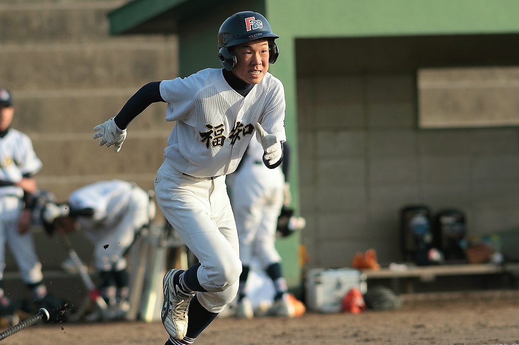 練習試合 VS神戸甲南ボーイズ16_a0170082_20475670.jpg