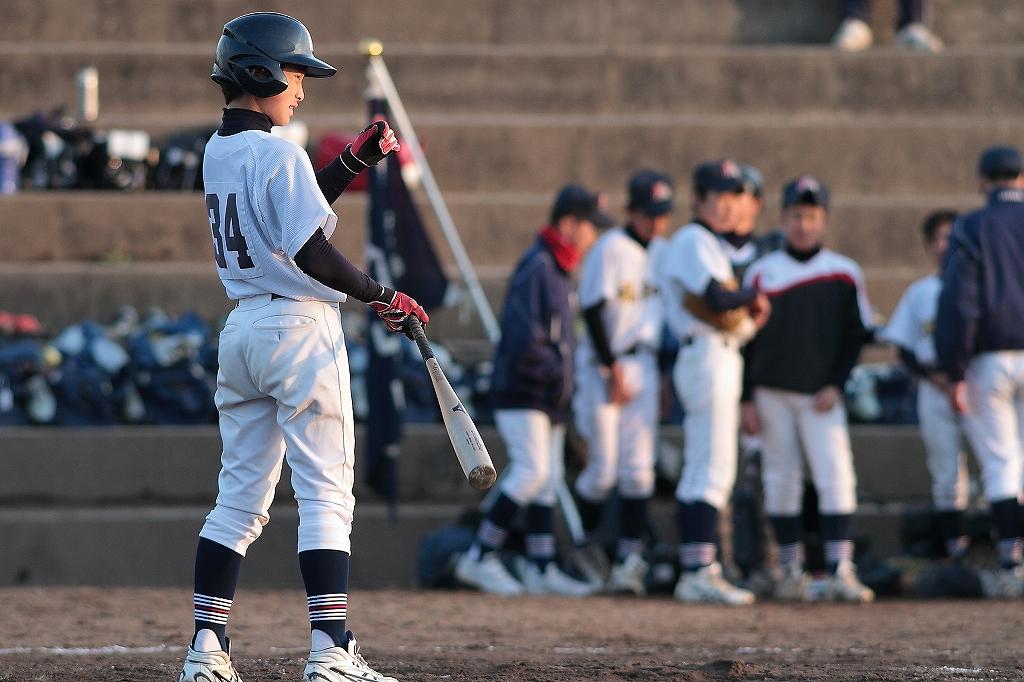 練習試合 VS神戸甲南ボーイズ16_a0170082_20491598.jpg