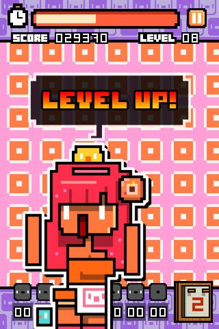ひよこブロックのマッチ3パズルゲームが楽しめるiPhoneアプリ「Piyo Blocks」(無料)_d0174998_23545352.jpg