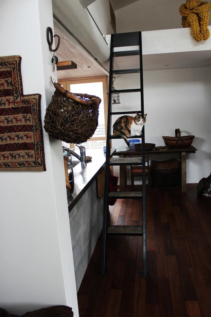 『 Iron  stairs』製作施工!_f0192906_22354221.jpg
