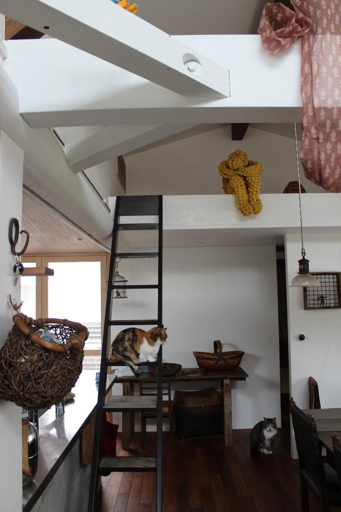 『 Iron  stairs』製作施工!_f0192906_22365443.jpg