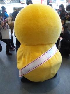 ピヨちゃん、渋谷マルイに降臨!_e0057018_23233856.jpg
