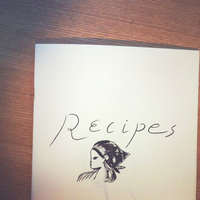 zine「recipes」_c0136932_1623392.jpg