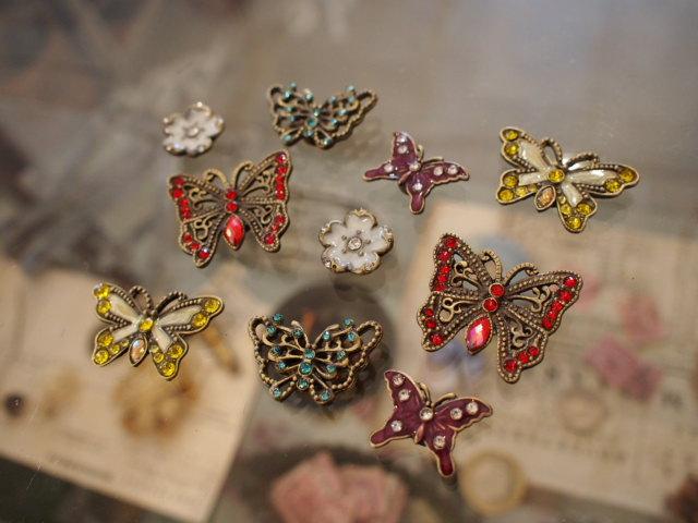 蝶とglazとpritと。_a0164280_19503628.jpg