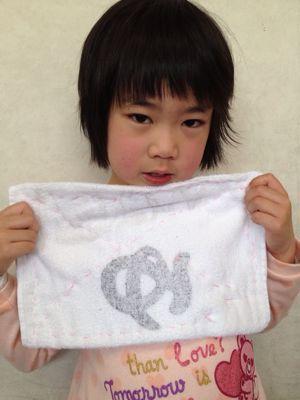長尾教室〜縫いもの  ぞうきん_f0215199_1135073.jpg