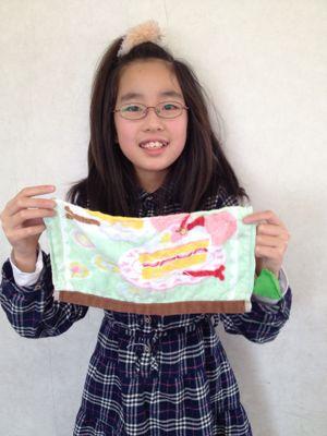 長尾教室〜縫いもの  ぞうきん_f0215199_113528.jpg